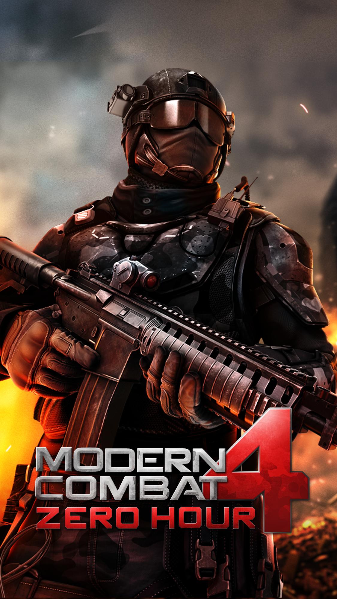 Modern Combat...