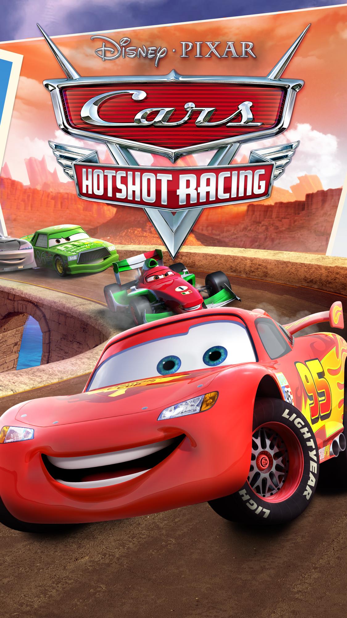 Cars: Hotshot Racing