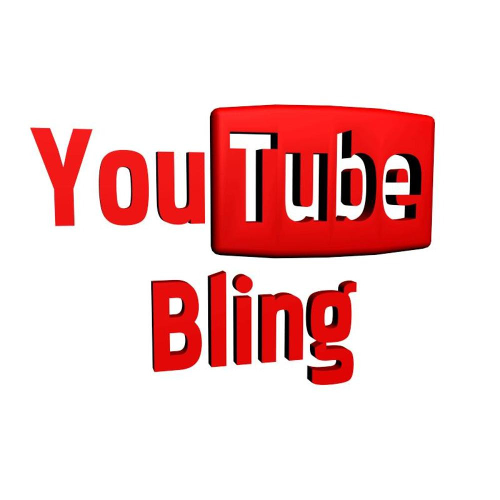 You Tube Bling
