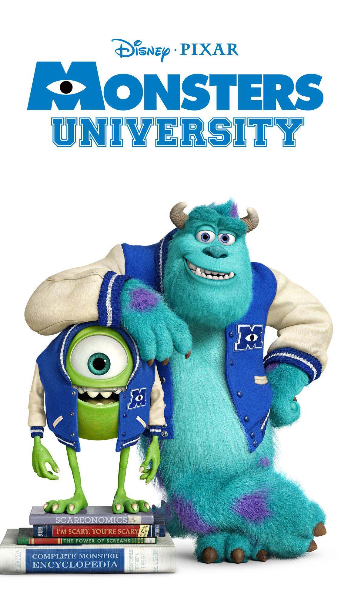 Monsters Univ...
