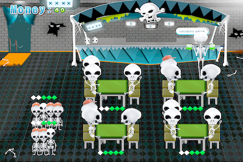 Hungry Skeletons