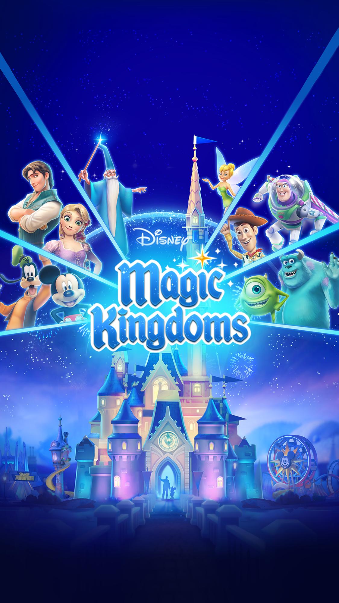 Disney Magic ...