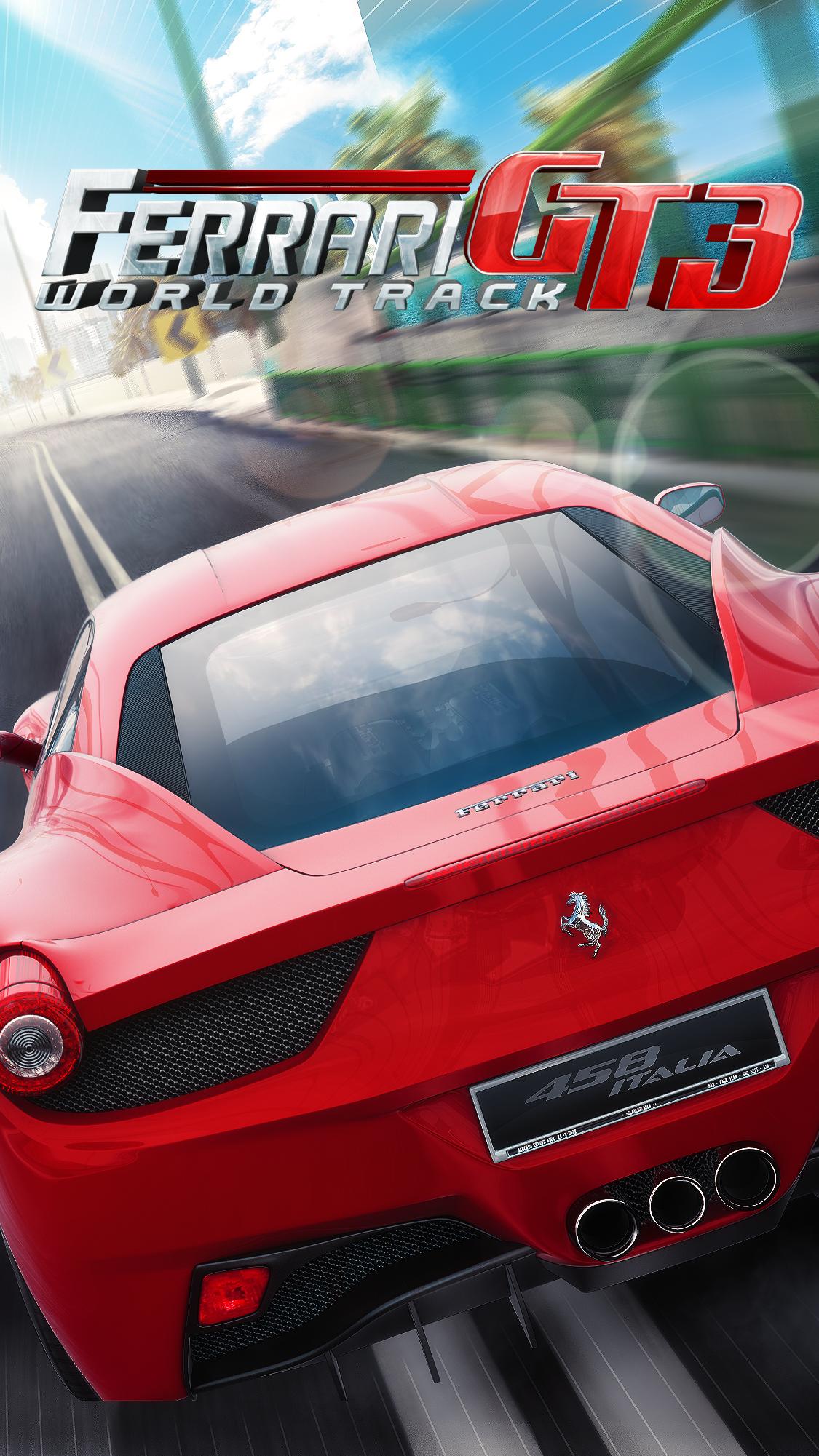Ferrari GT 3:...