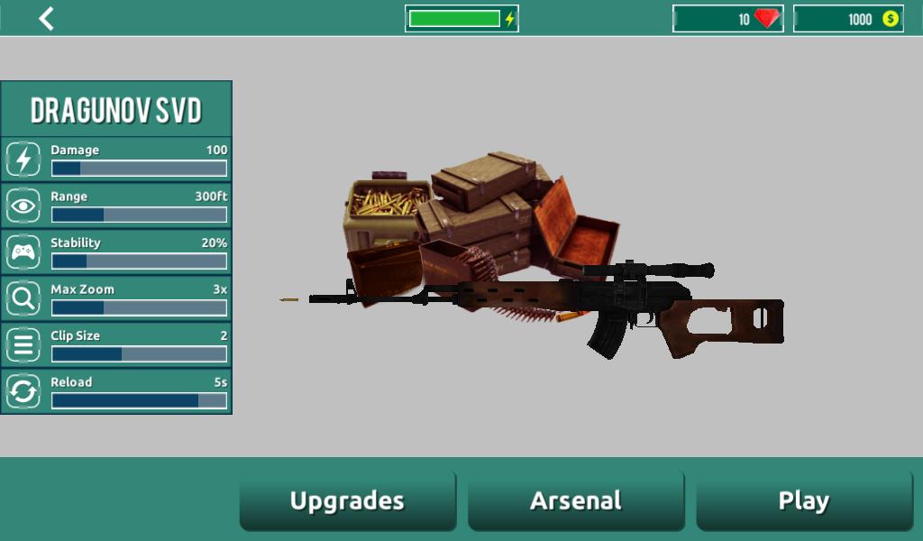 Sniper Saga 3D