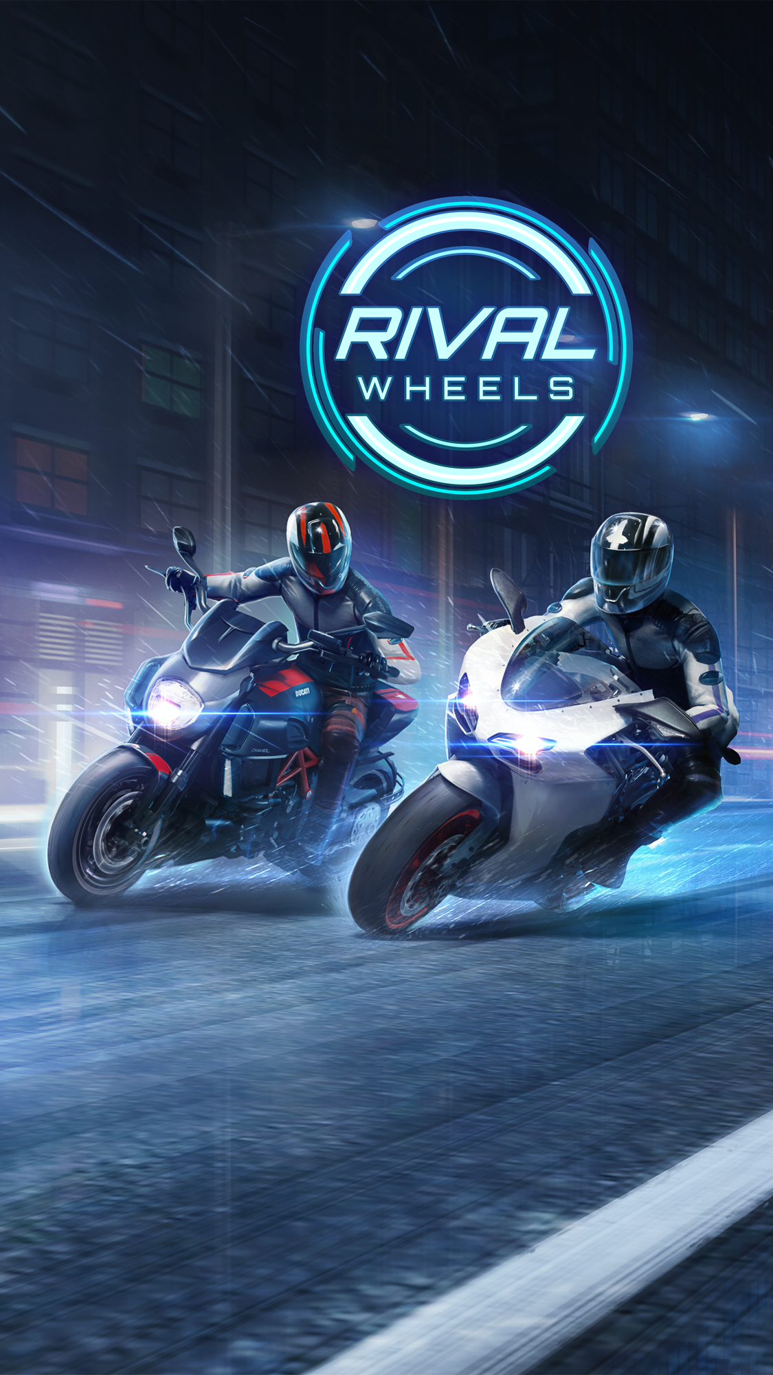 Rival Wheels:...